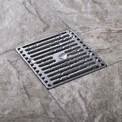 Bathroom drain